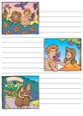 Homeschool Helper Online's Free Adam & Eve Notebooking