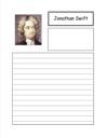 Jonathan Swift Notebooking Paper