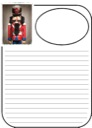 Free Christmas Notebooking Page