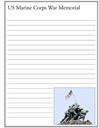 Homeschool Helper Online's Marine Corps Memorial Notebooking