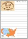 Homeschool Helper Online's Pony Express Notebooking