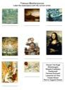 Free Masterpieces Worksheet