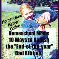 """10 Ways to Banish the """"End of the Year"""" Bad Attitude"""