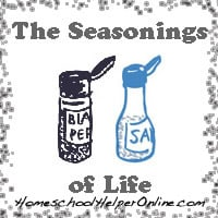 Finding the Right Seasonings for Your Life