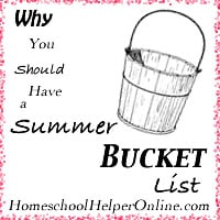 Why you should have a summer bucket list