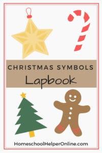 Christmas symbols Lapbook