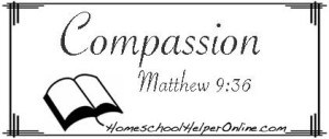 Compassion Character Study
