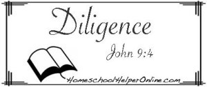 Diligence Character Study
