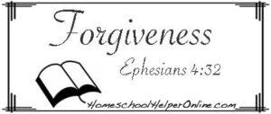 Forgiveness Character Study