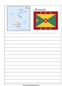 Grenada Notebooking Page
