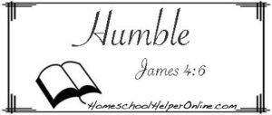 Humble Character Study
