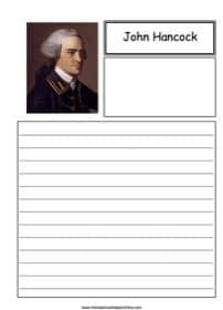 John Hancock Notebooking