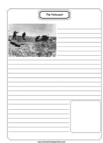 The Holocaust Notebooking Page