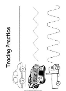 Auto Tracer Worksheet