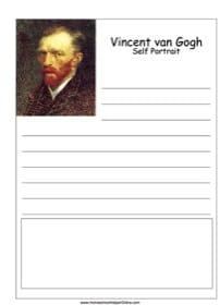 Vincent van Gogh Notebooking