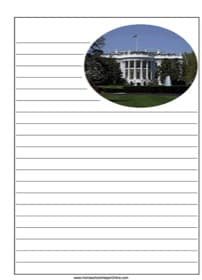 The White House Notebooking Page