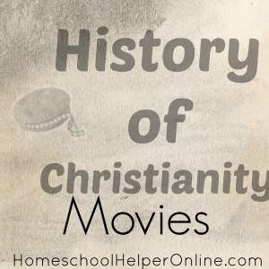 History of Christianity Movies
