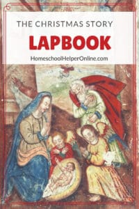 The Christmas Story Lapbook