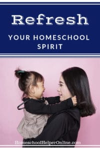 Refresh your homeschool spirit by attending a homeschool conference this year!