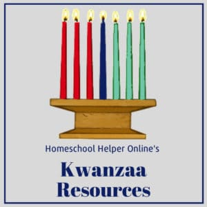 Kwanzaa resources for your classroom to help celebrate