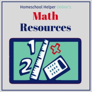 Resources to aid in the subject of math
