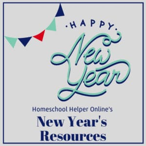 Celebrate the new year with these homeschool resources