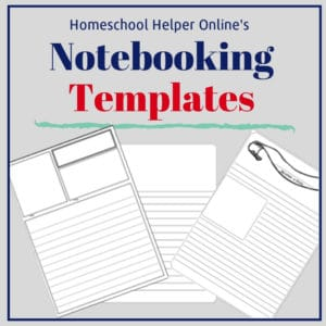 Blank notebooking templates for you to make into whatever you need