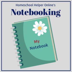 Homeschool Helper Online's Notebooking Pages