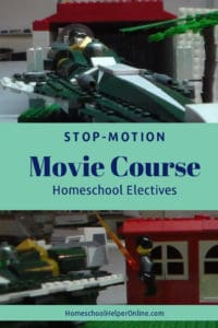 Here's how we did a film making class for our homeschool.  We incorporated