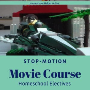 Here's how we did a film making class for our homeschool.