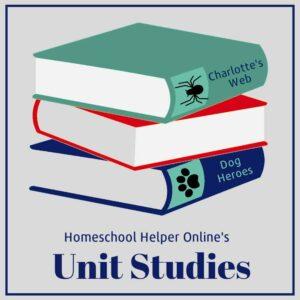 Homeschool Helper Online's Unit Studies