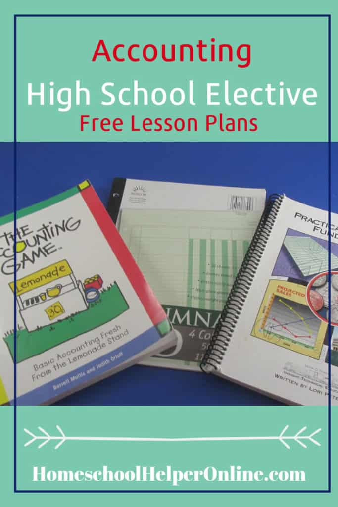 Accounting - High School Elective