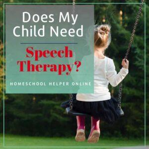 Common causes of speech delays