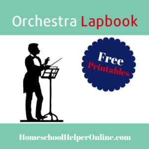 Free Orchestra Lapbook