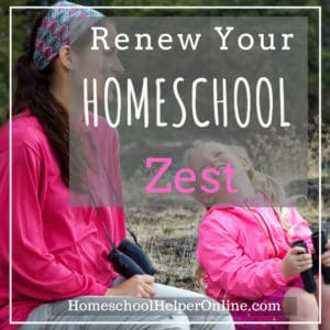 Attend a homeschool conference to refresh your homeschooling spirit
