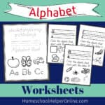 Beginning Sounds Alphabet Worksheets