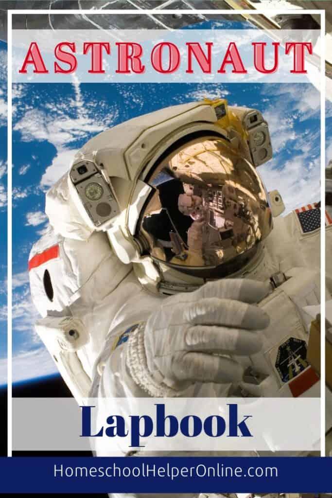 Astronaut Lapbook