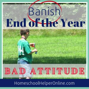 Banish End of the Year Bad Attitude