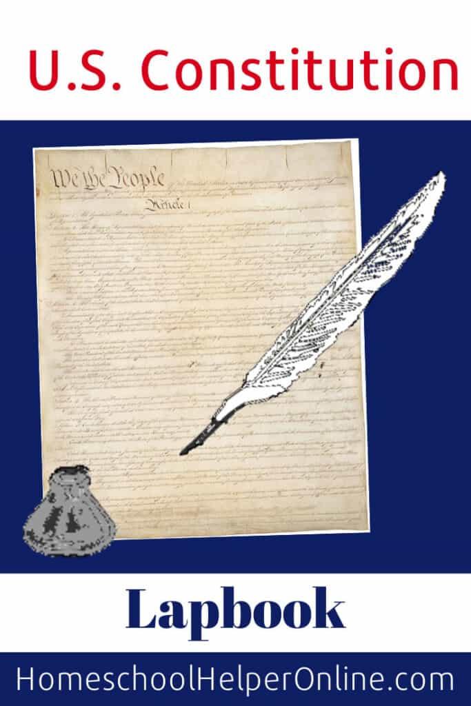 U.S. Constitution Lapbook