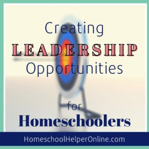 Creating leadership opportunities for teens