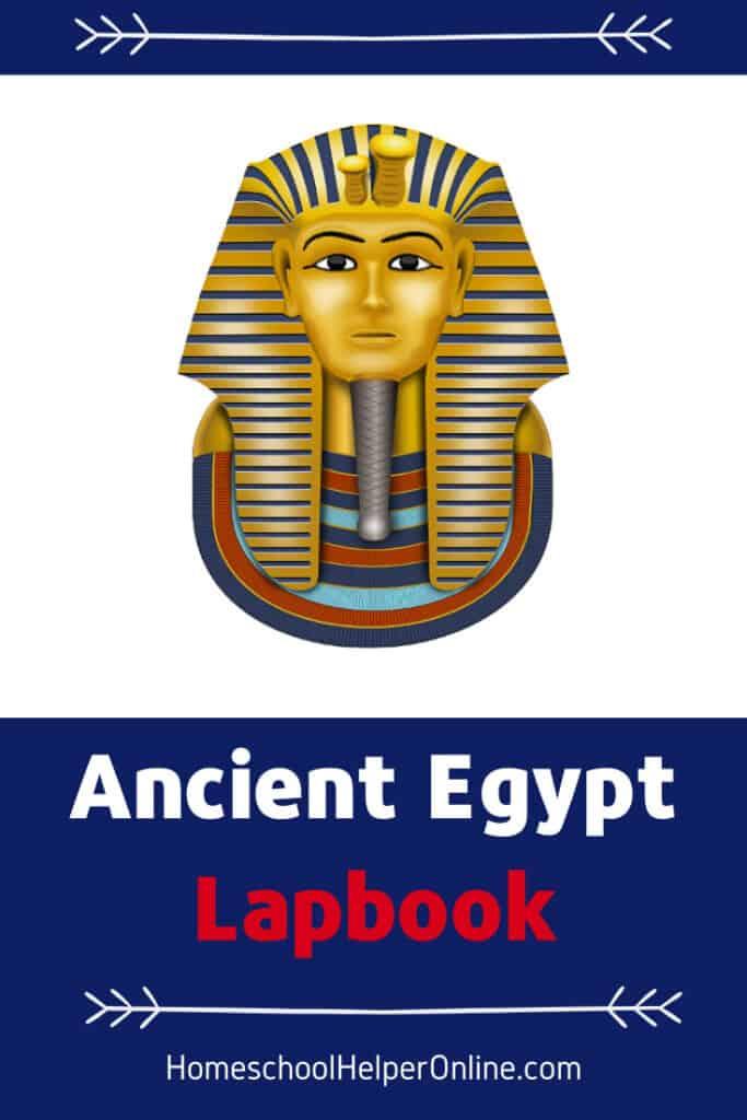 Ancient Egypt Lapbook