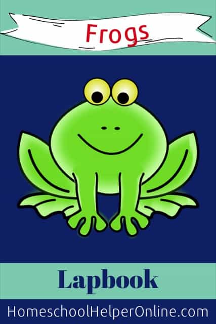 Frogs Lapbook
