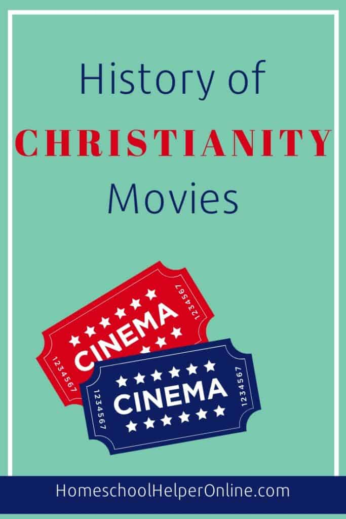 History of Christianity Movie List