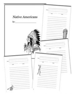 Native American Notebooking
