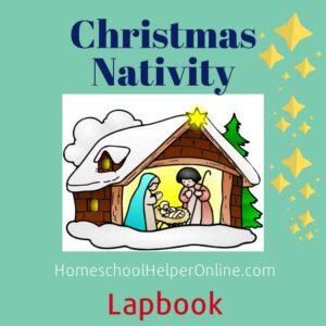 Free Printable Christmas Story Lapbook