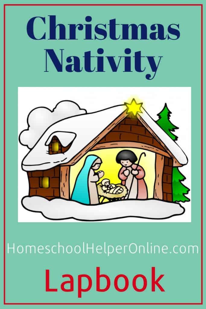 It is a graphic of Free Printable Christmas Story inside english