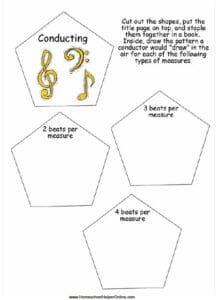 Orchestra Lapbook Printable