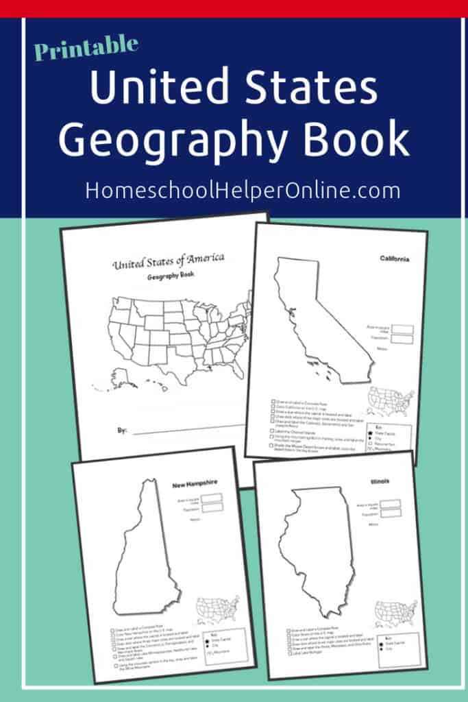 United States Geography Journal