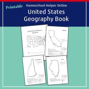 U.S. State Worksheets Bundle